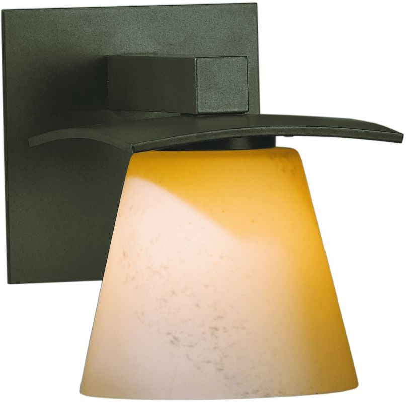 Hubbardton Forge 206601 1 Light Down Light Wall Sconce from the Wren