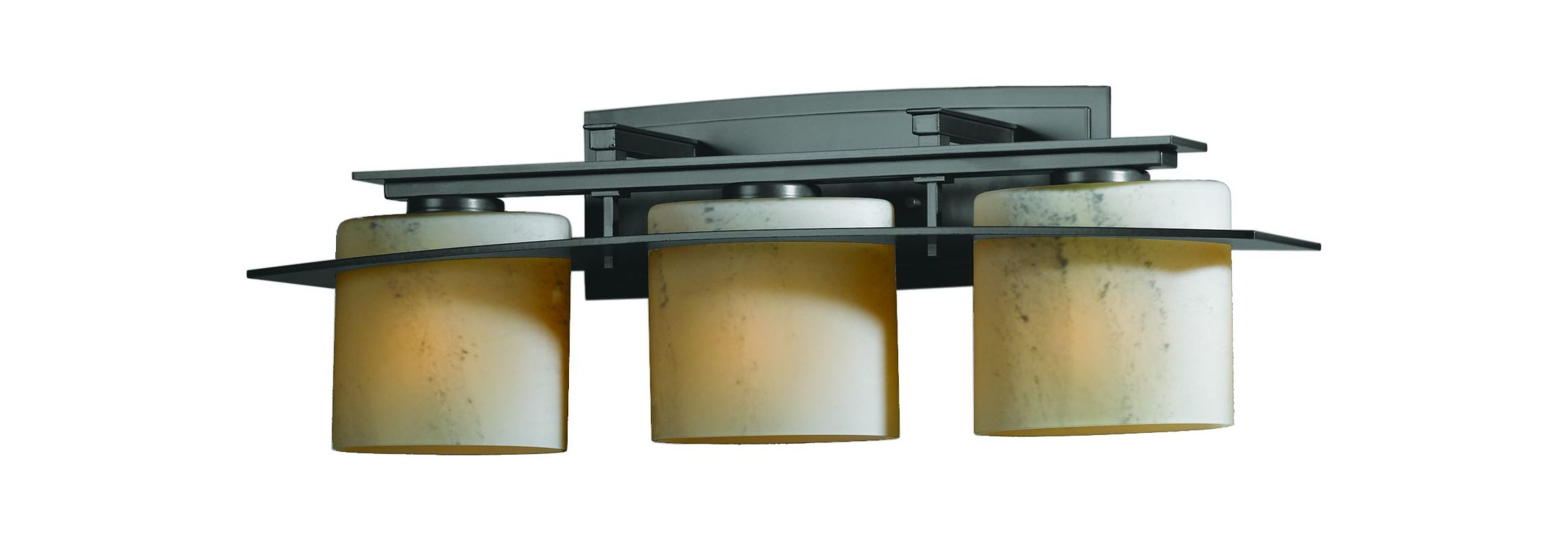 Hubbardton Forge 207523 3 Light Down Light Wall Sconce from the Arc