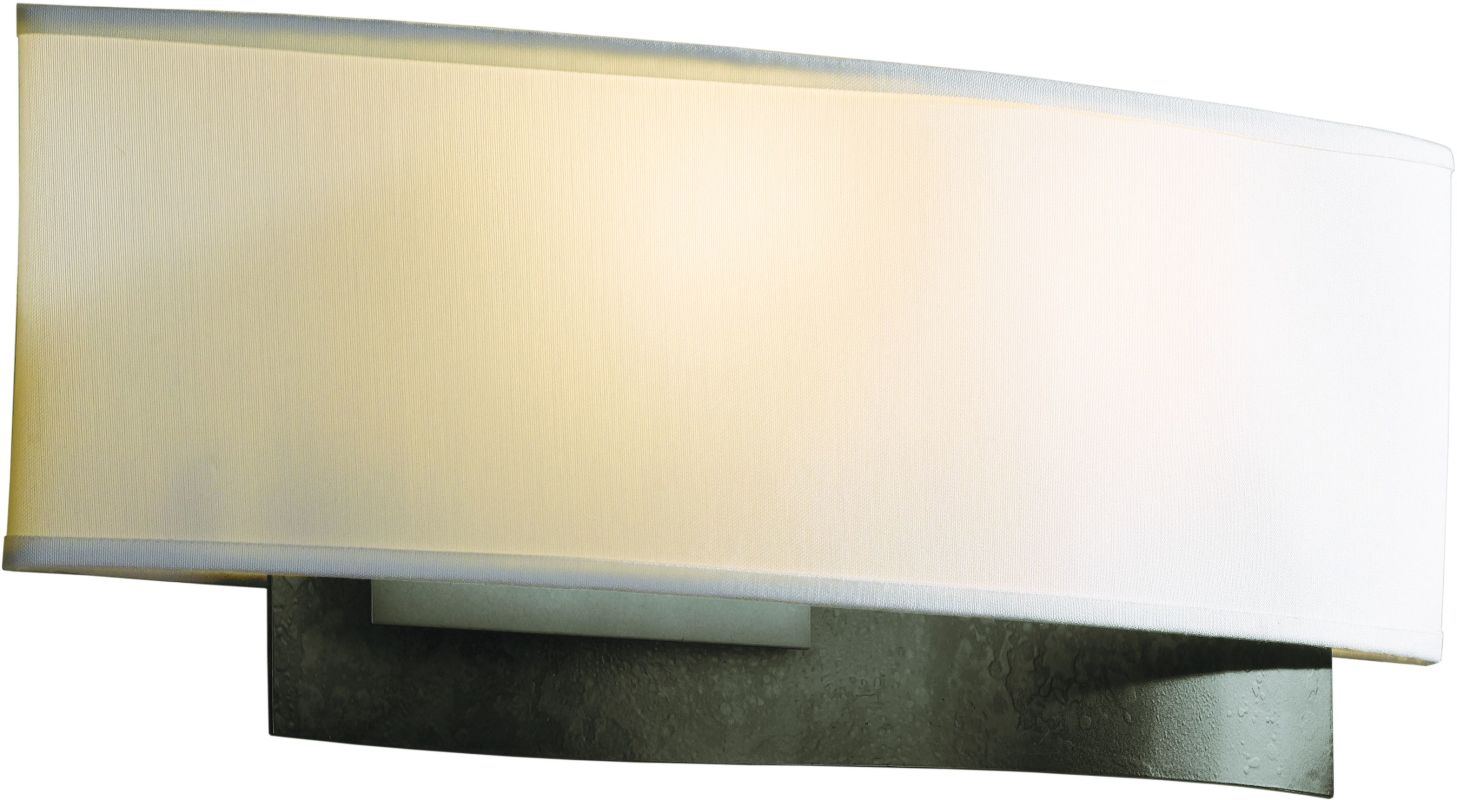 Hubbardton Forge 207650-07 Dark Smoke Contemporary Current Wall Sconce