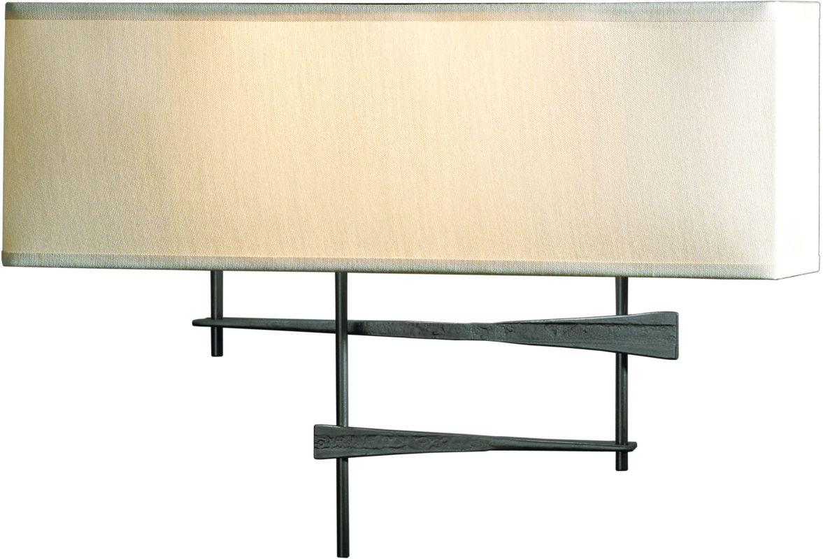 Hubbardton Forge 207675-20 Iron Contemporary Cavaletti Wall Sconce
