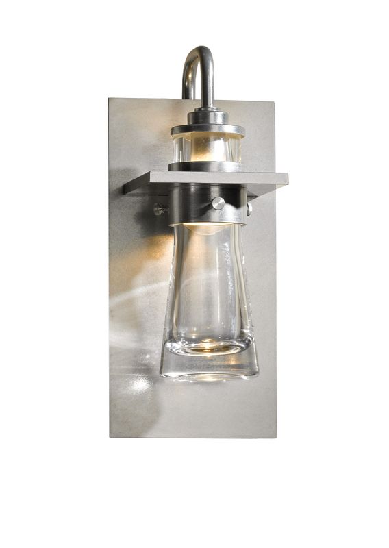 Hubbardton Forge 207755-82 Platinum Industrial Erlenmeyer Wall Sconce