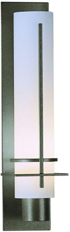 Hubbardton Forge 207858 Dark Smoke Contemporary Wall Sconce