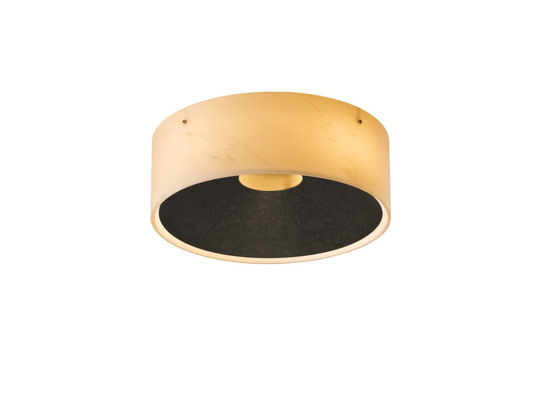 Hubbardton Forge 213310 Oculus 4 Light Ambient Light Direct Wire Wall