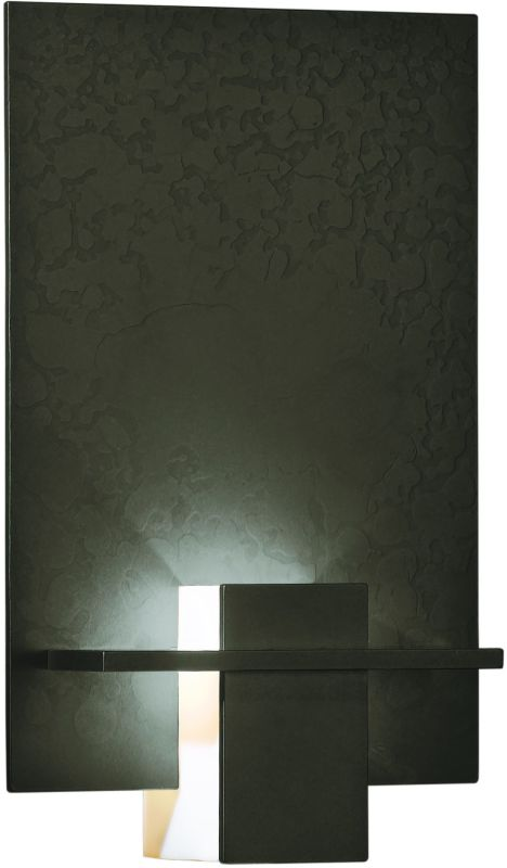 Hubbardton Forge 217510-07 Dark Smoke Contemporary Aperture Wall Light