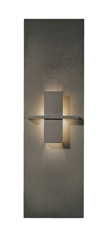 Hubbardton Forge 217520-07 Dark Smoke Contemporary Aperture Wall Light