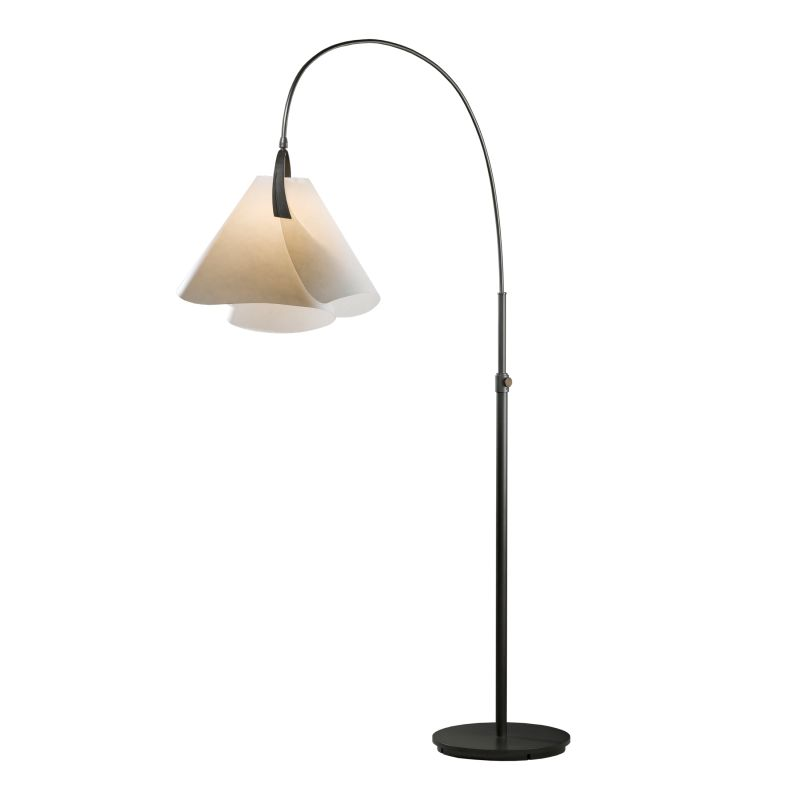 "Hubbardton Forge 234505 Mobius 67"" High Arc Floor Lamp with"