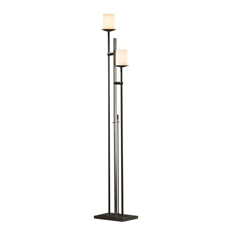 "Hubbardton Forge 234903 Rook 2 Light 66"" High Torchiere Floor Lamp"