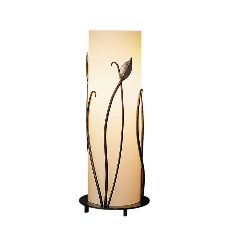 "Hubbardton Forge 266792 Leaf Single Light 18"" Tall Table Lamp With"