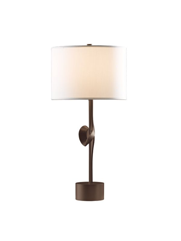 "Hubbardton Forge 272820 1 Light 100 Watt 24.3"" Table Lamp from the"