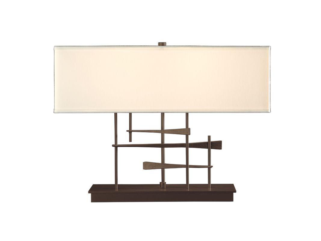 Hubbardton Forge 277670-03 Mahogany Contemporary Cavaletti Table Lamp Sale $781.00 ITEM: bci2226753 ID#:277670-03 :