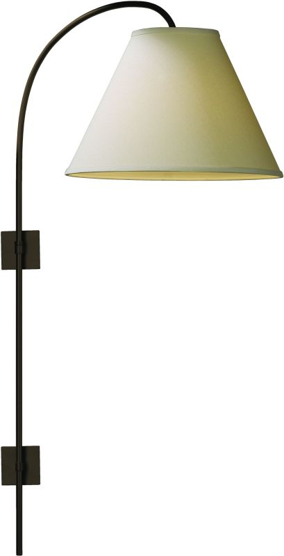 Hubbardton Forge 289450 Arc Swing Arm Pin Up Down Light Wall Sconce