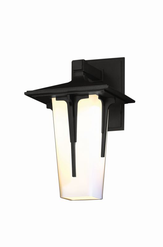 "Hubbardton Forge 305705 Modern Prairie Single Light 7"" Wide Outdoor"