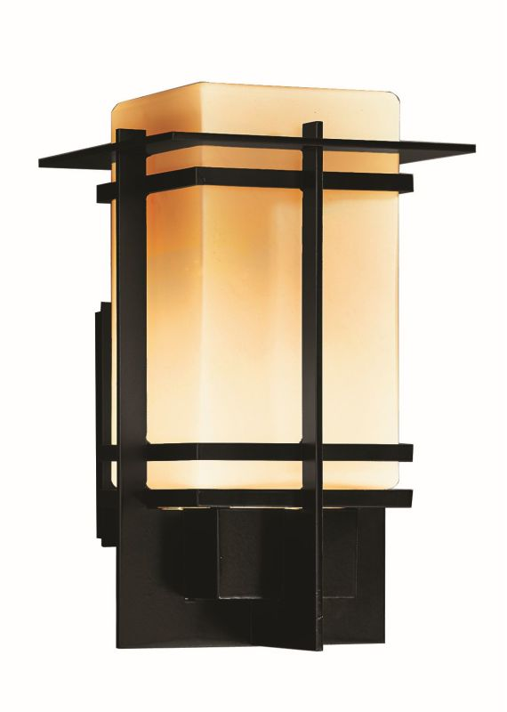 "Hubbardton Forge 306003 Tourou Single Light 10"" Wide Outdoor Wall"