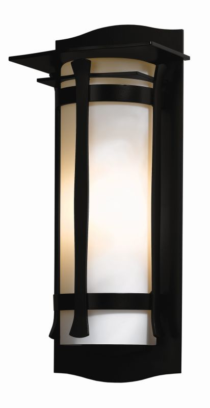 "Hubbardton Forge 307110 Sonora Single Light 8"" Wide Outdoor Wall"