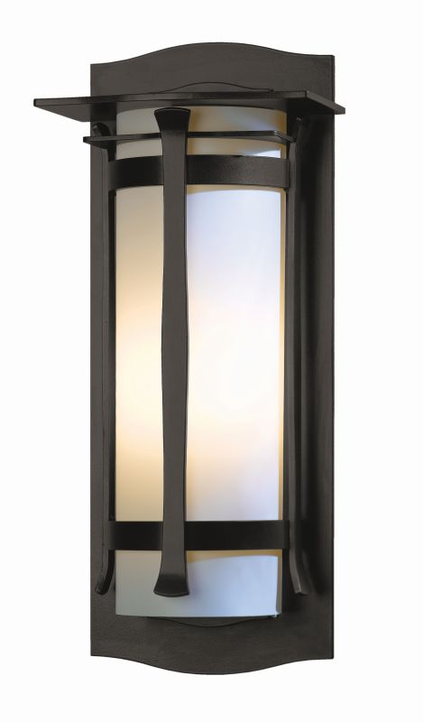 "Hubbardton Forge 307115 Sonora Single Light 10"" Wide Outdoor Wall"