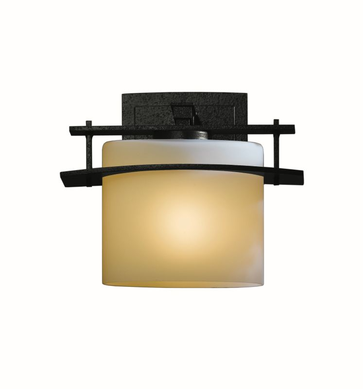 "Hubbardton Forge 307521 Arc Ellipse Single Light 9"" Wide Outdoor Wall"