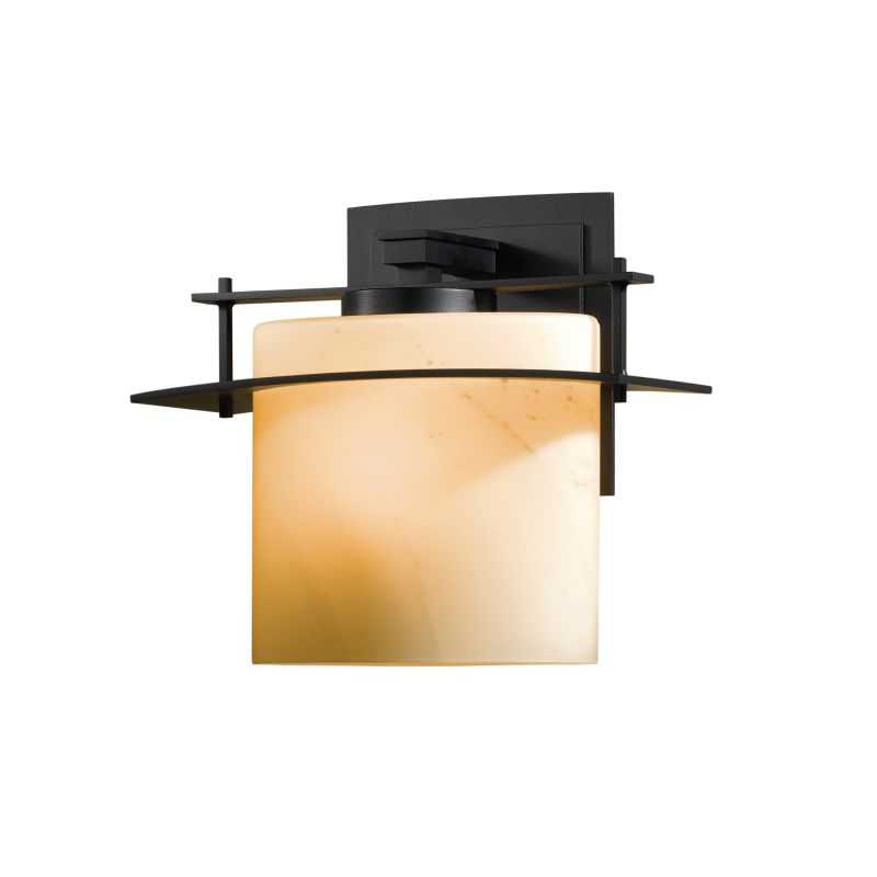 "Hubbardton Forge 307525 Arc Ellipse Single Light 12"" Wide Outdoor Wall"