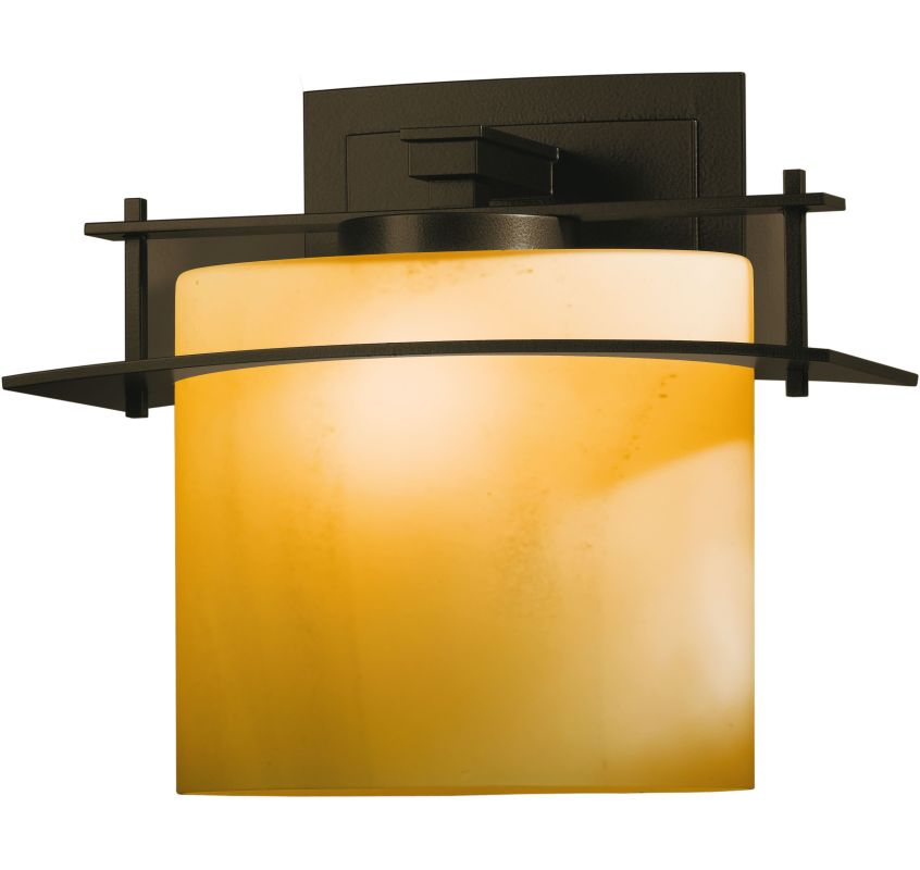hubbardton forge 307530 05 hand rubbed bronze 1 light down light