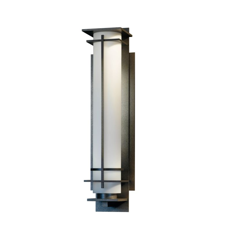 "Hubbardton Forge 307880F After Hours 40"" High Single Light Dark Sky"