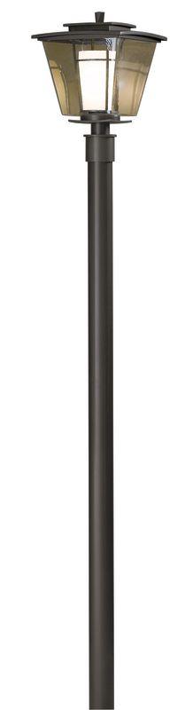 Hubbardton Forge 344820 Single Light 100 Watt Outdoor Post Light from