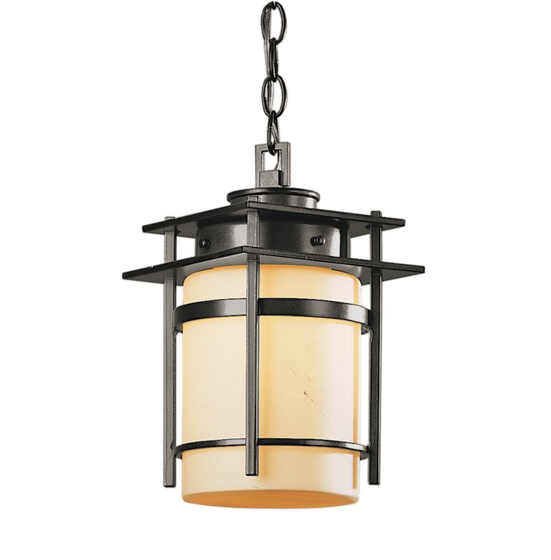 Hubbardton Forge 365892 1 Light Small Outdoor Pendant from the Banded