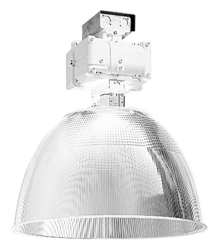Hubbell Lighting Industrial BL-400P8-WA22-WH-EX-UPL Superbay 1 Light