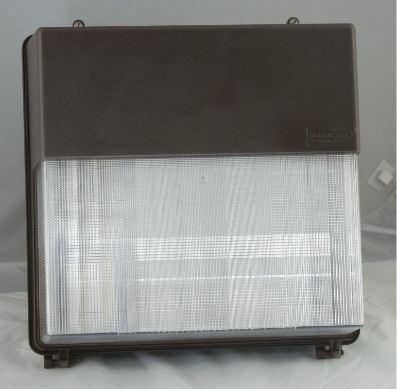 Hubbell Lighting Outdoor Pvl3 100p 18 Bz L Dark Bronze 1 Light 100 Watt Hid Outdoor Security