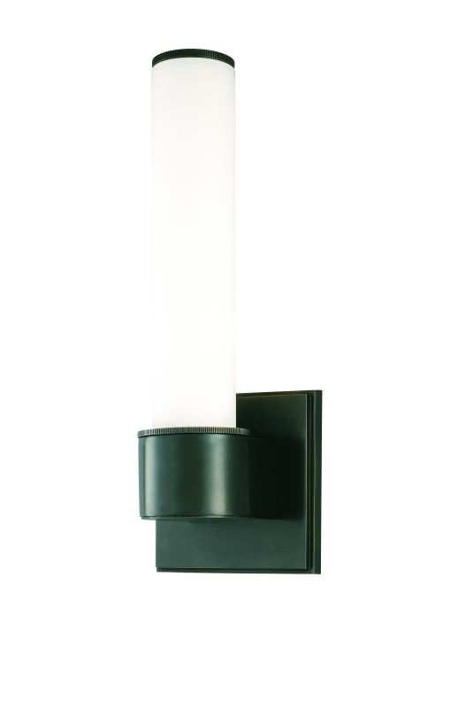 Hudson Valley 1261-OB Bronze Contemporary Mill Valley Wall Sconce