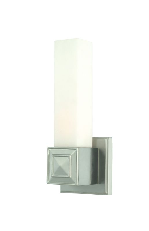 Hudson Valley Lighting 1351 One Light Wall Sconce from the Auburn