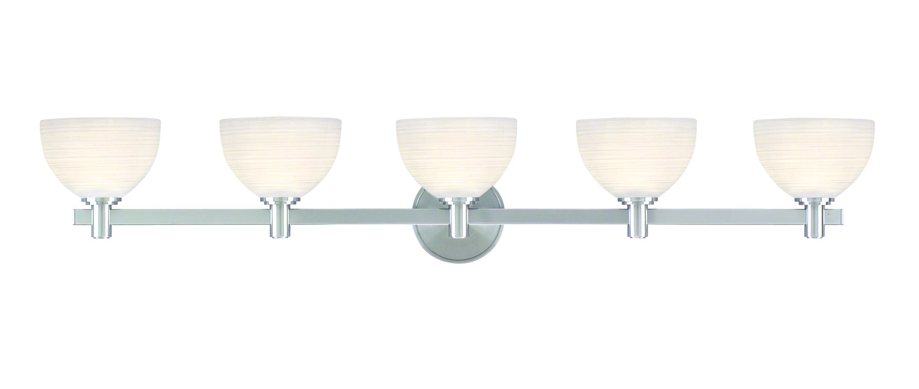 "Hudson Valley Lighting 1405 Five Light 20"" Wide Bathroom Fixture from"