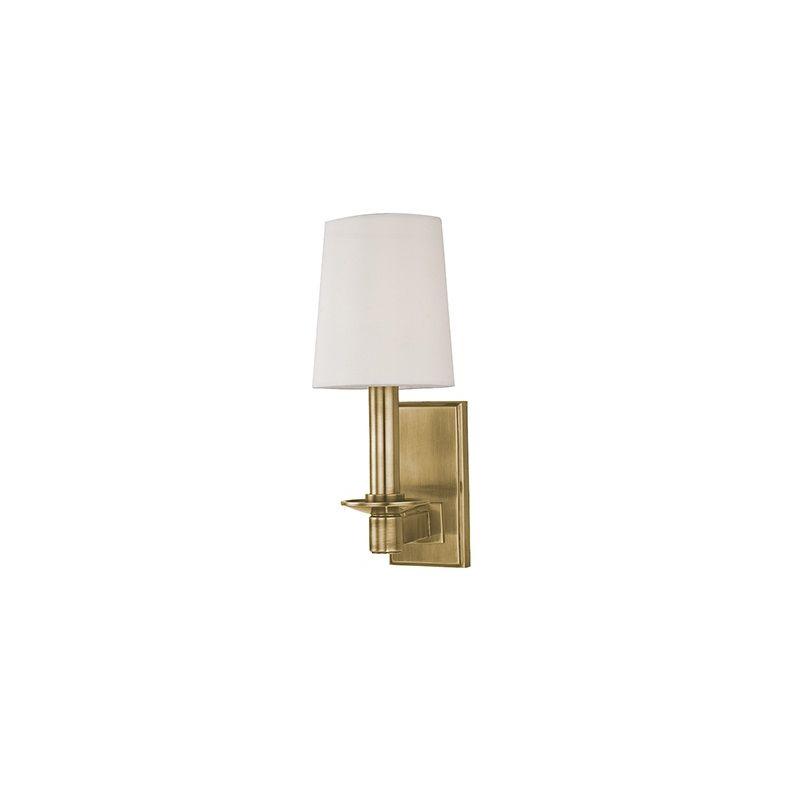 Hudson Valley Lighting 151 Single Light Up Lighting Solid Brass