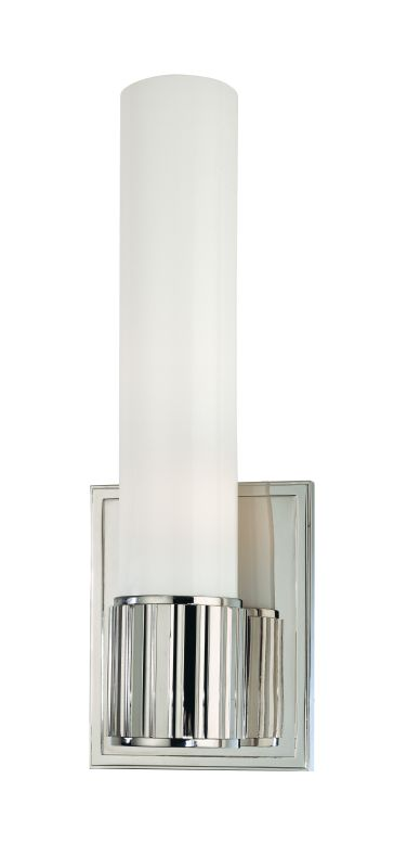 Hudson Valley 1821-PN Polished Nickel Contemporary Fulton Wall Sconce
