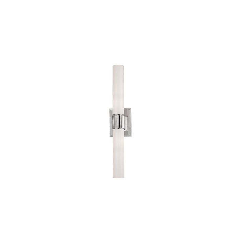 Hudson Valley 1822-PN Polished Nickel Contemporary Fulton Wall Sconce