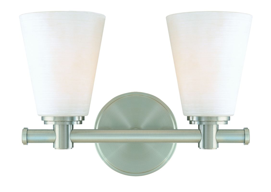 Hudson Valley Lighting 1842 Two Light Wall Sconce from the Garland Sale $214.00 ITEM: bci982375 ID#:1842-SN UPC: 806134054786 :