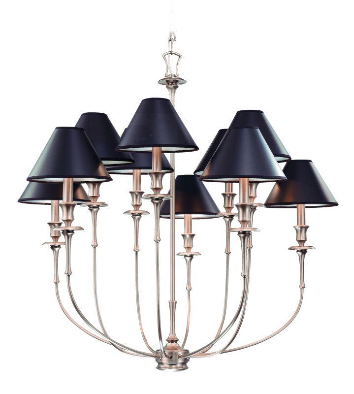 Hudson Valley Lighting 1860 Ten Light Up Lighting Candelabra Style Two