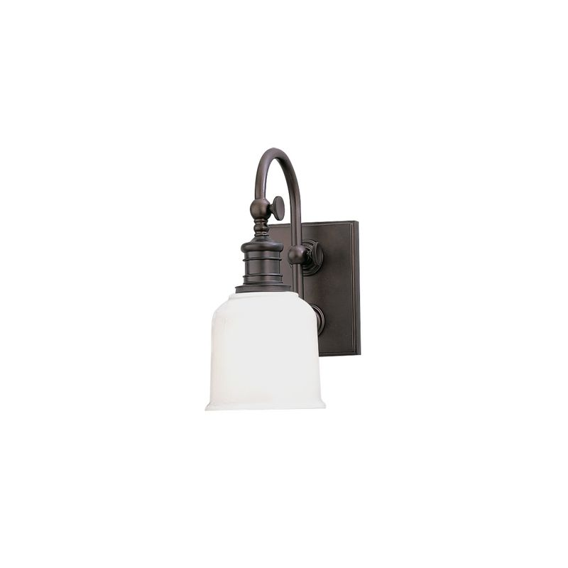 Hudson Valley Lighting 1971 Keswick 1 Light Bathroom Wall Sconce Old Sale $214.00 ITEM: bci525968 ID#:1971-OB UPC: 806134010362 :
