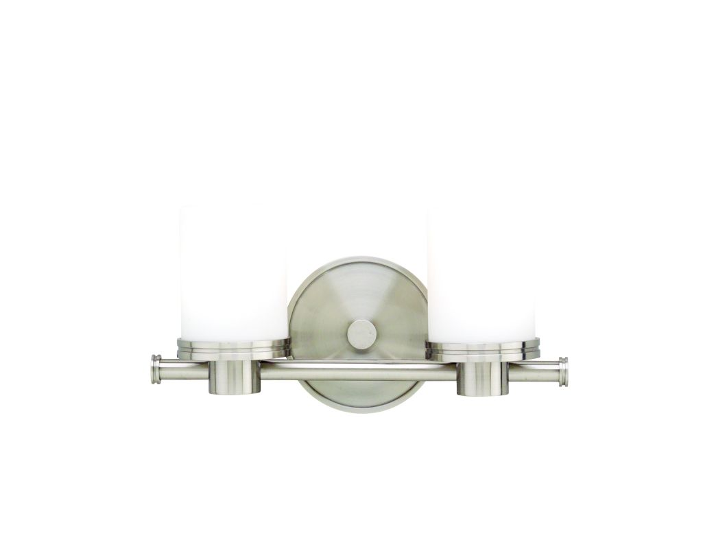 Hudson Valley 2052 Nickel Contemporary Southport Bathroom Light