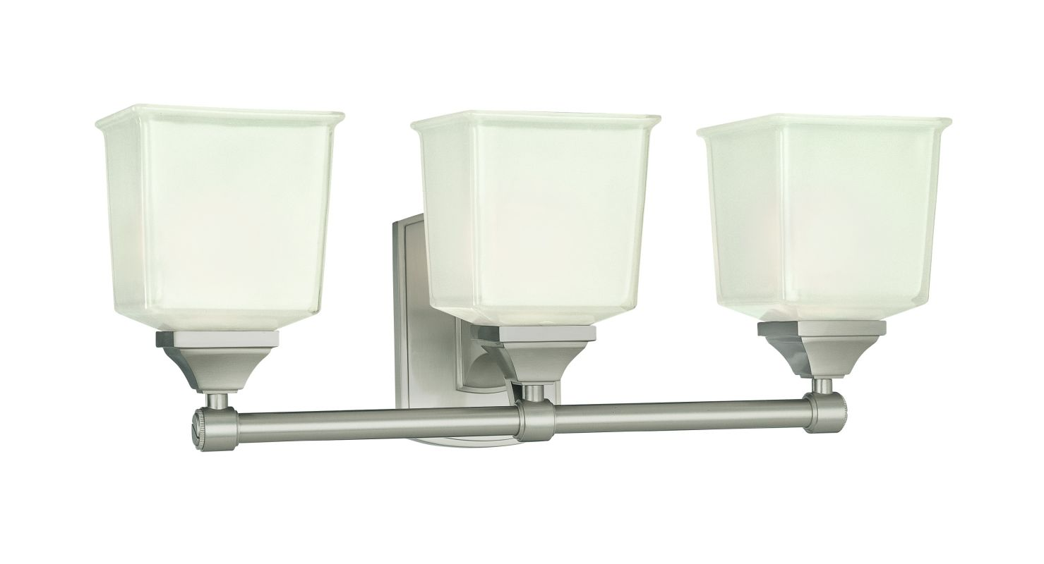 Hudson Valley Lighting 2243 Three Light Wall Sconce from the Lakeland Sale $428.00 ITEM: bci982435 ID#:2243-SN UPC: 806134098094 :