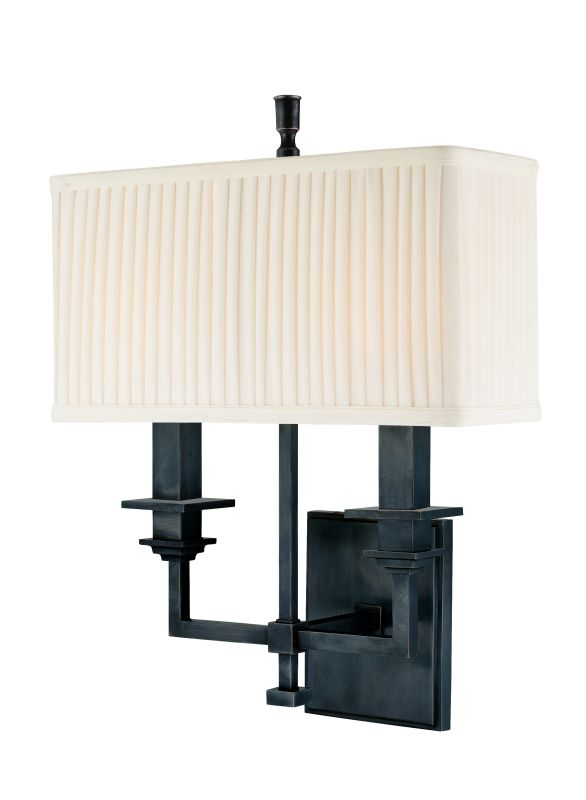 Hudson Valley Lighting 242 Two Light Wall Sconce from the Berwick Sale $482.00 ITEM: bci982130 ID#:242-OB UPC: 806134093495 :