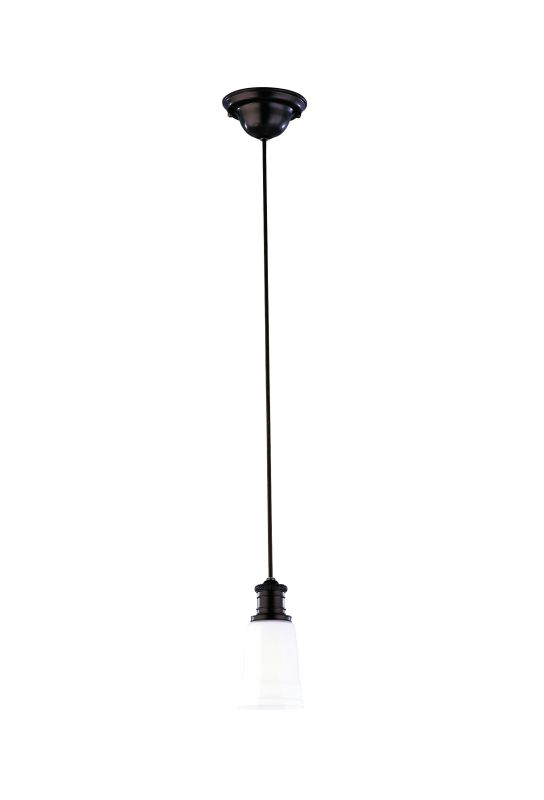 Hudson Valley Lighting 2521 Single Light Pendant from the Bradford Sale $214.00 ITEM: bci526000 ID#:2521-OB UPC: 806134013011 :