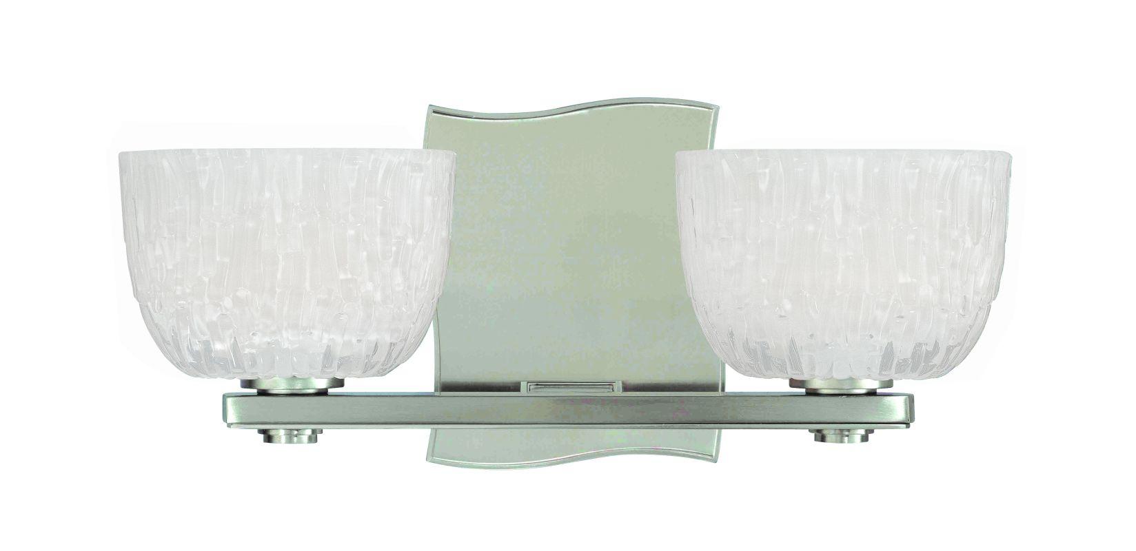 Hudson Valley Lighting 2662 Two Light Up Lighting Bath Vanity with Sale $268.00 ITEM: bci1737236 ID#:2662-SN UPC: 806134123482 :
