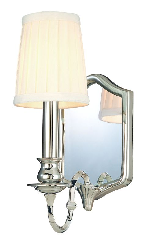 Hudson Valley Lighting 271 One Light Mirrored Wall Sconce from the Sale $145.60 ITEM: bci982143 ID#:271-PN UPC: 806134055950 :