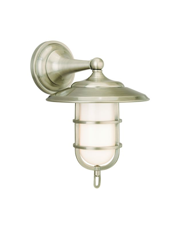 Hudson Valley Lighting 2901 An Antique Nickel Single Light