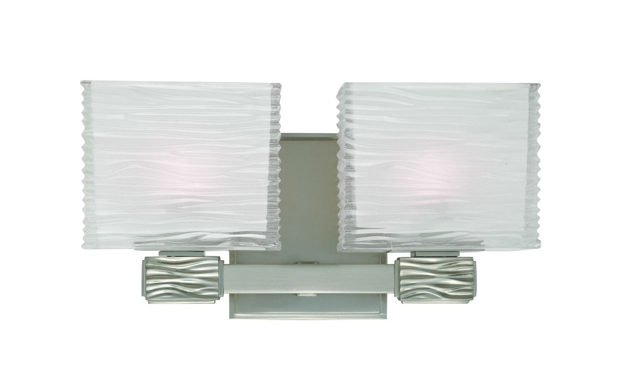 Hudson Valley Lighting 4662 Two Light Up Lighting Bath Vanity with Sale $278.00 ITEM: bci1737418 ID#:4662-SN UPC: 806134118914 :