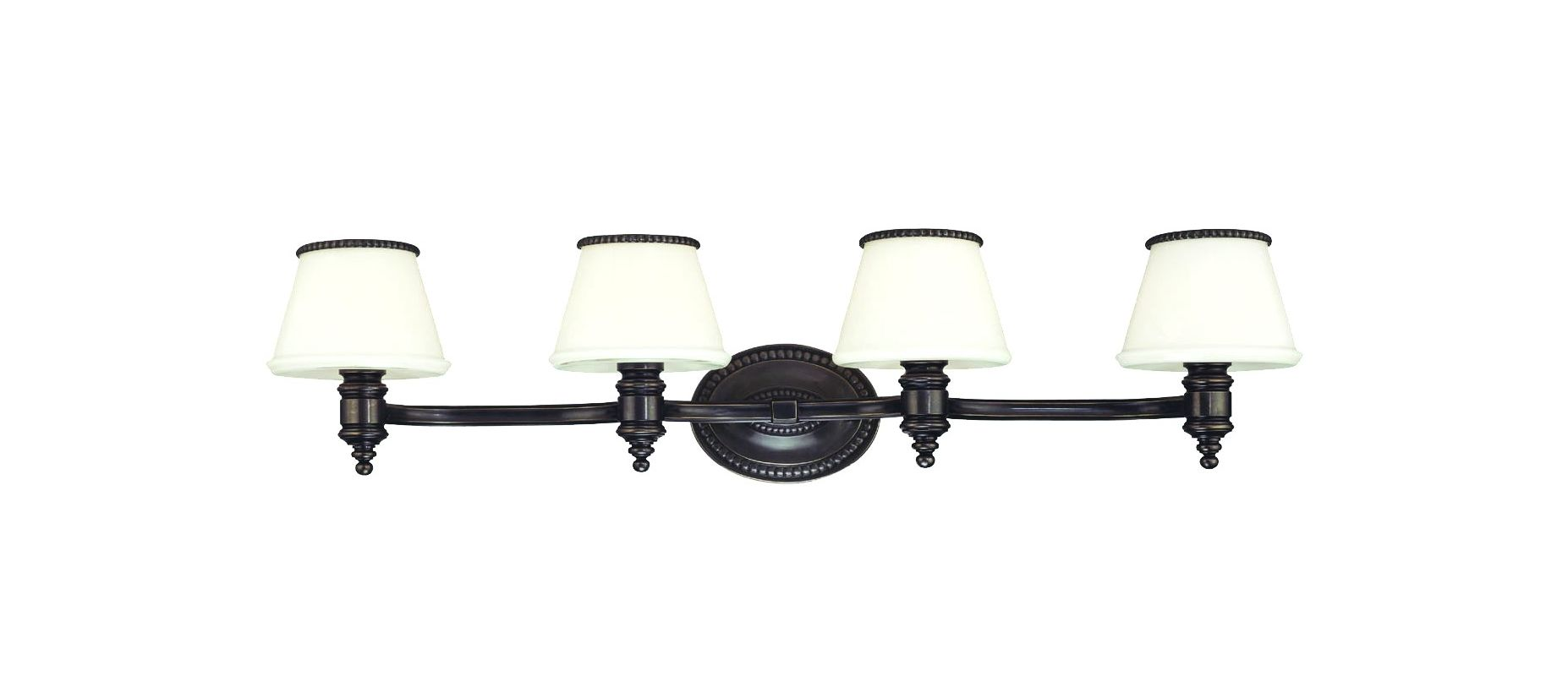 Hudson Valley Lighting 4944 Richmond 4 Light Bathroom Vanity Light Old