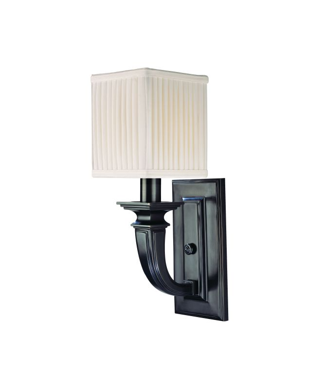 Hudson Valley Lighting 541 Phoenicia 1 Light Solid Brass Wall Sconce Sale $428.00 ITEM: bci1737445 ID#:541-OB UPC: 806134117863 :