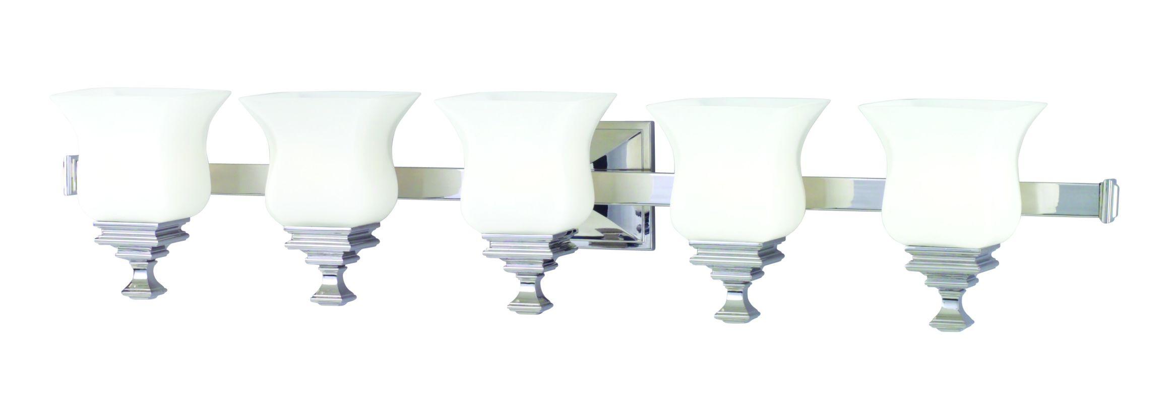 Hudson Valley Lighting 5505 Wilton 5 Light Bathroom Vanity Fixture Sale $578.00 ITEM: bci524000 ID#:5505-SN UPC: 806134019600 :