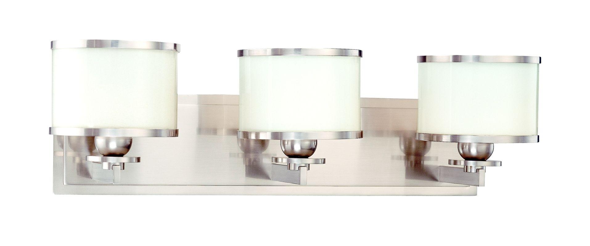 Hudson Valley Lighting 6103 Basking Ridge 3 Light Bathroom Vanity Sale $480.00 ITEM: bci1485697 ID#:6103-SN UPC: 806134106843 :