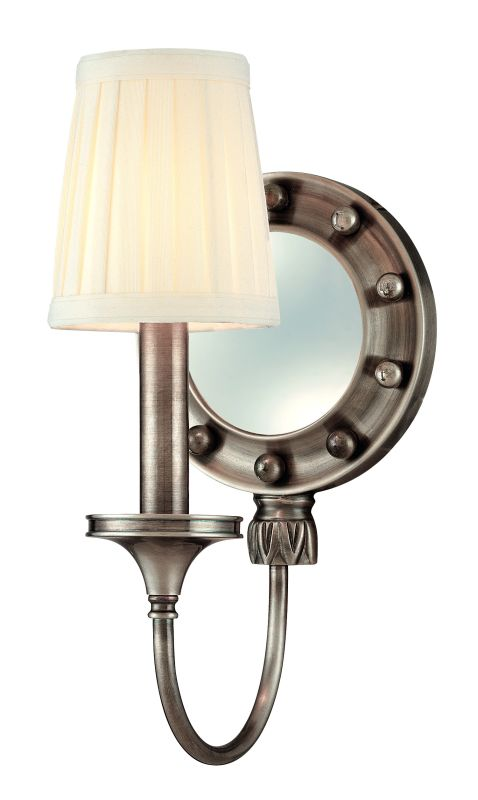 Hudson Valley Lighting 631 One Light Mirrored Wall Sconce from the Sale $320.00 ITEM: bci982214 ID#:631-ON UPC: 806134055868 :