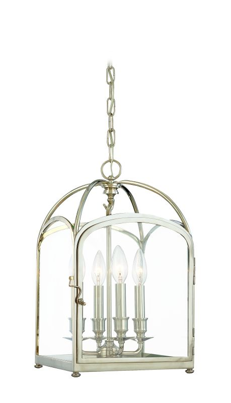 Hudson Valley Lighting 6480 Four Light Pendant from the Oxford Sale $1060.00 ITEM: bci524907 ID#:6480-PN UPC: 806134042011 :